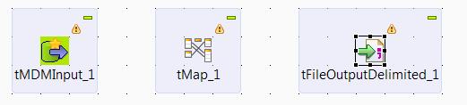 Add three components
